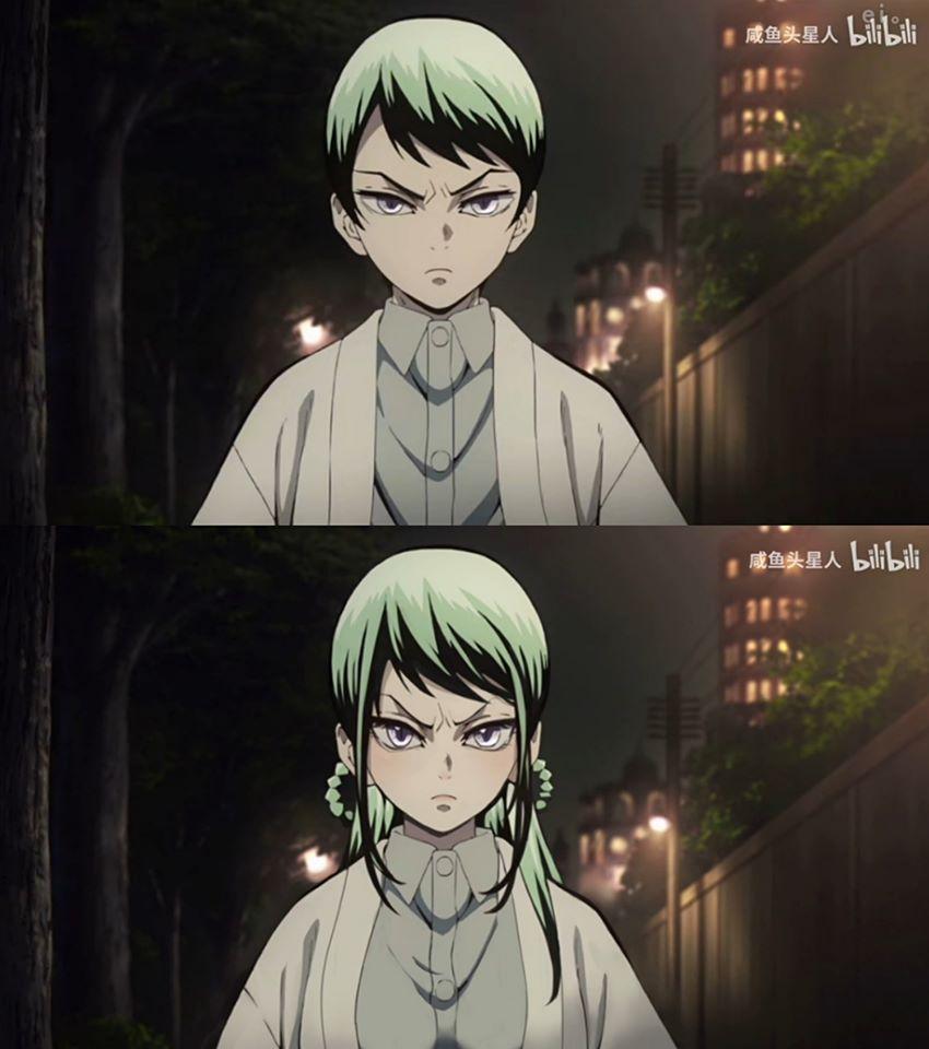 Khi các nhân vật trong Kimetsu No Yaiba đổi giới tính chỉ với đổi kiểu tóc