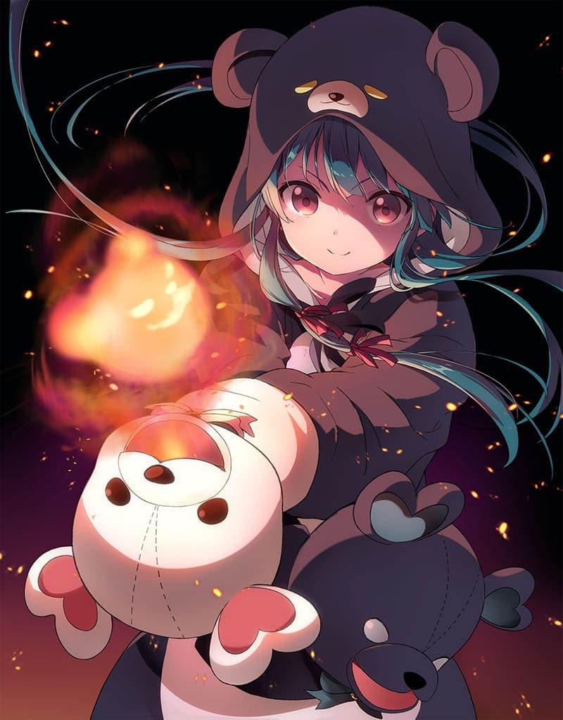 Light Novel 'Kuma Kuma Kuma Bear' sẽ có TV Anime chuyển thể