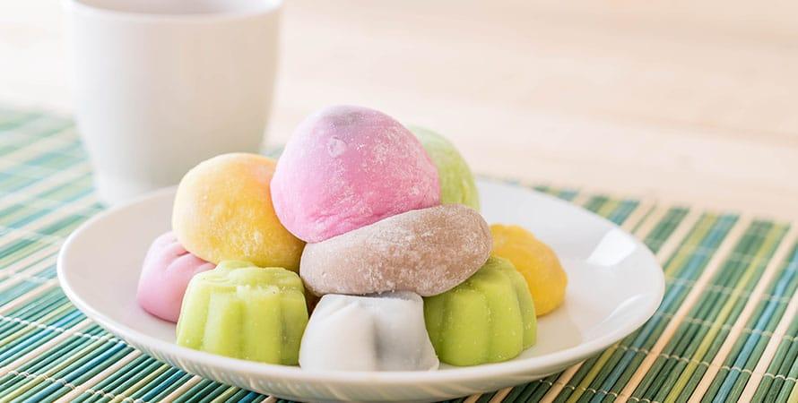 """Bánh Mochi - """"Sát thủ vô hình"""" mỗi gipj năm mới của người Nhật Bản"""