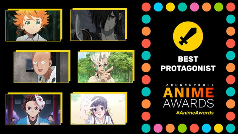 Nhân vật chính ấn tượng nhất (Best Protagonist)