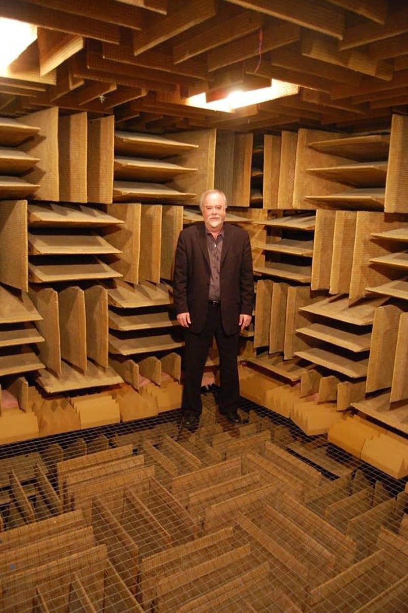 Phòng thí nghiệm Orfield: Căn phòng yên tĩnh nhất thế giới