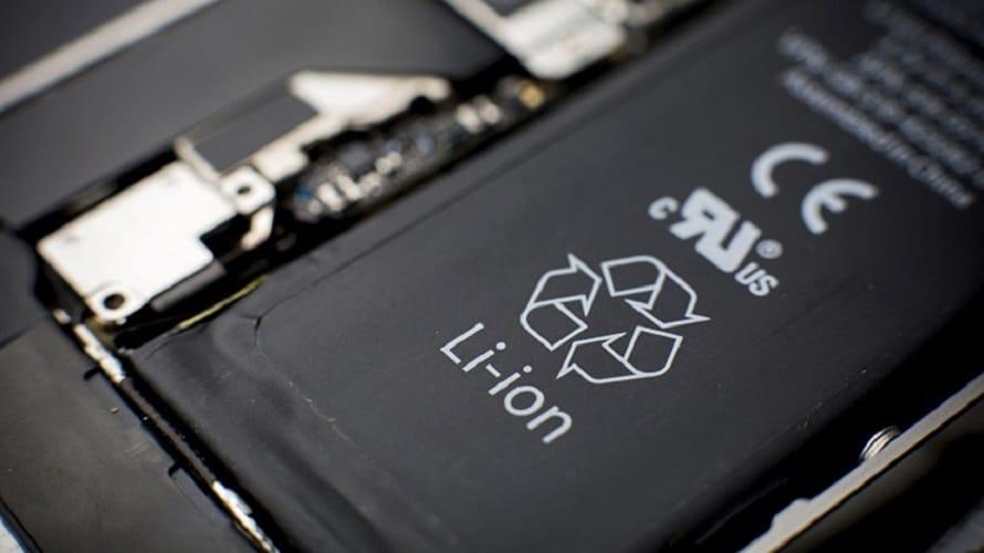 Ưu điểm của pin Lithium-ion trên điện thoại iPhone