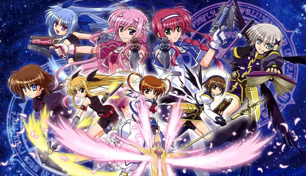 Series Magical Girl Lyrical Nanoha sẽ có dự án mới