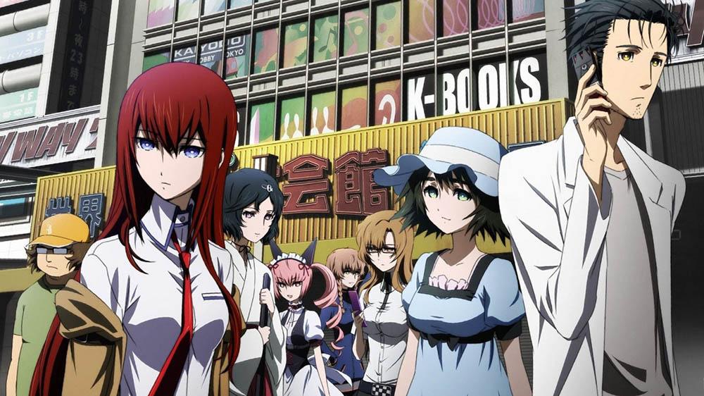 Bộ anime khoa học viễn tưởng Steins;Gate sẽ được Hollywood chuyển thể live-action