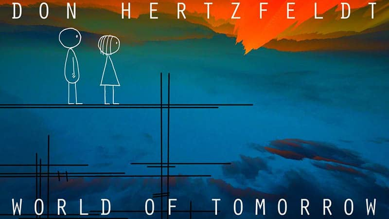 WORLD OF TOMORROW (2015)