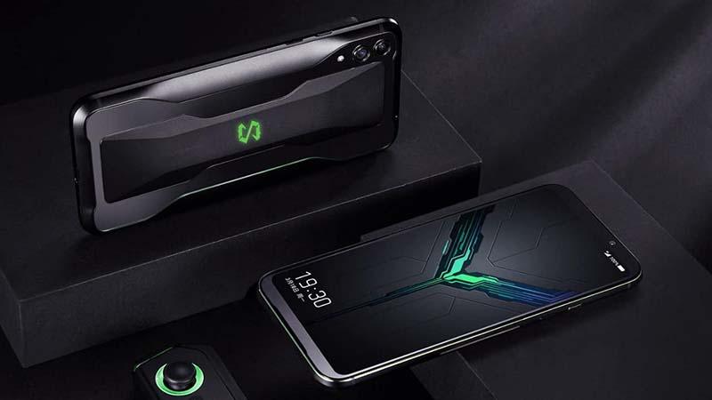 Smartphone Gaming Black Shark 3 chính thức ra mắt vào đầu tháng 3
