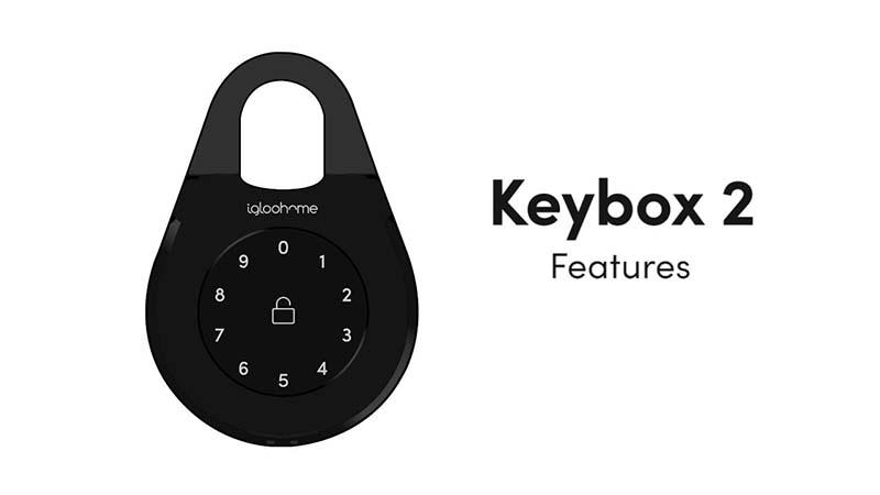 Trải nghiệm khóa thông minh Deadbolt 2S, Keybox 2