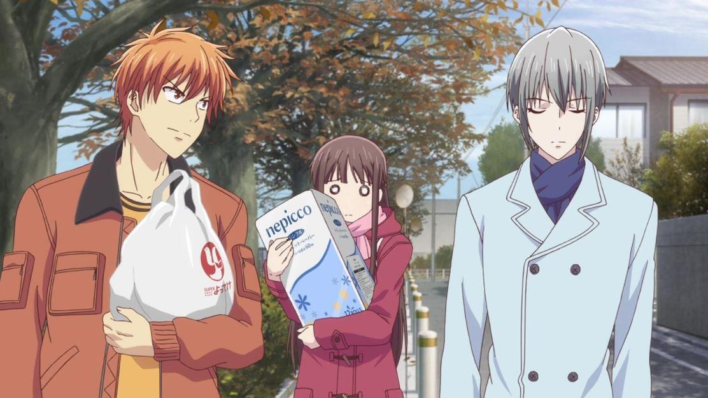 Anime Fruits Basket season 2 sẽ được phát sóng vào mùa xuân năm nay