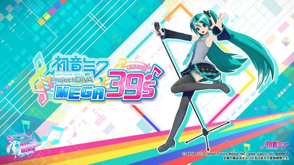 Hatsune Miku: Project Diva kỉ niệm 10 năm ra mắt bằng set item đặc biệt