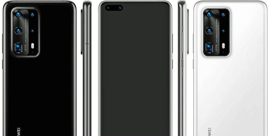 Huawei P40 và P40