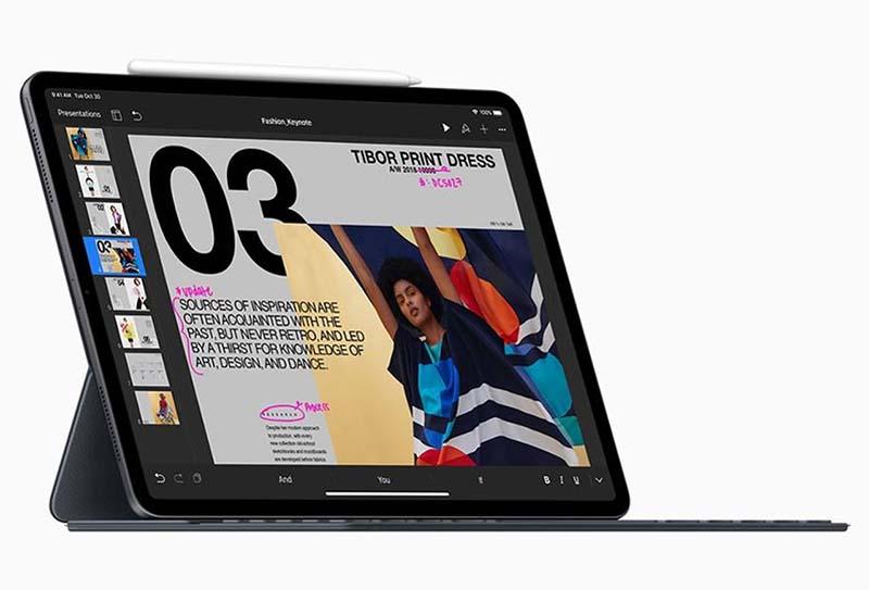 Sự trở lại của iPad Pro 2020