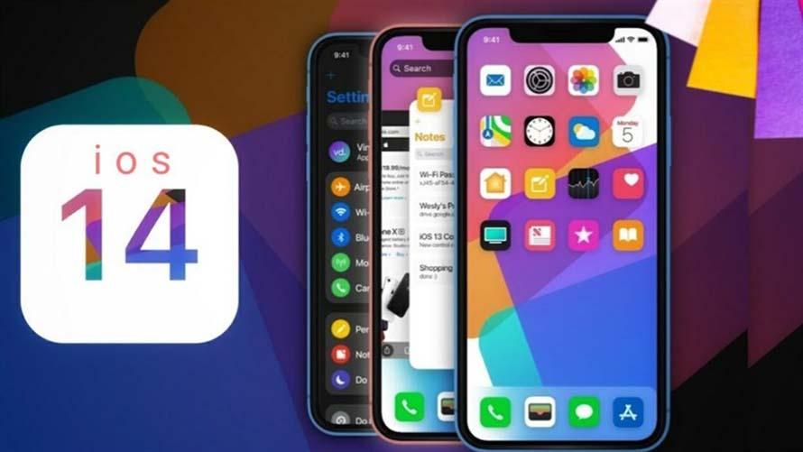 """Những sự thay đổi của iOS 14 trong thời điểm """"vàng"""""""
