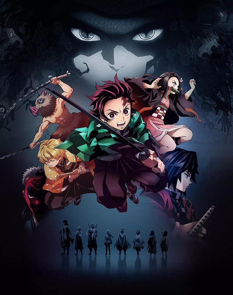 Kimetsu no Yaiba giành được giải thưởng Grand Prix Anime of the Year