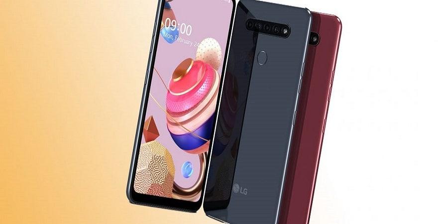 LG K61 K51S K41S