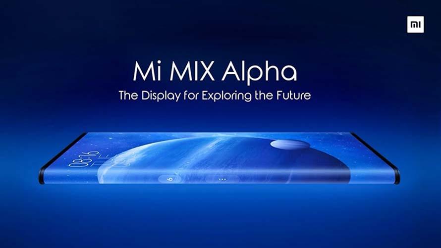 Xiaomi chuẩn bị ra mắt Mi MIX Alpha với màn hình tràn mặt sau