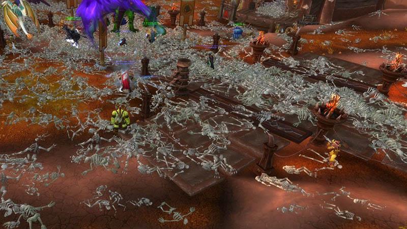 Một lỗi trong World of WarCraft đã khiến hàng triệu người chơi lăn ra chết vì dịch bệnh