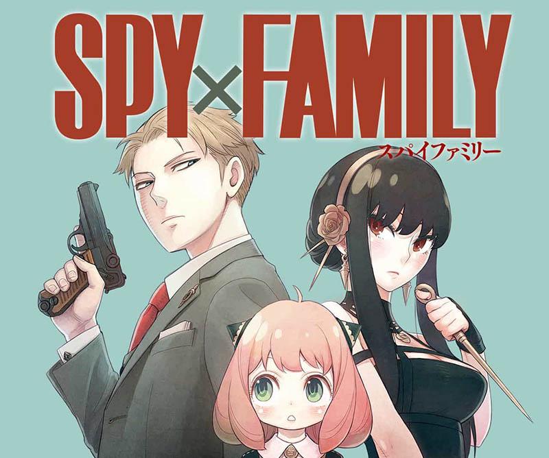 SPY×FAMILY - Tatsuya Endō