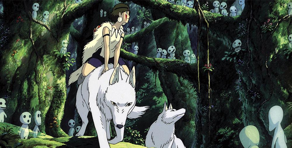 The Guardian công bố BXH những bộ phim hay nhất của studio Ghibli