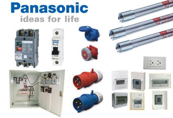 thiết bị điện Panasonic