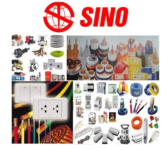 thiết bị điện của Sino