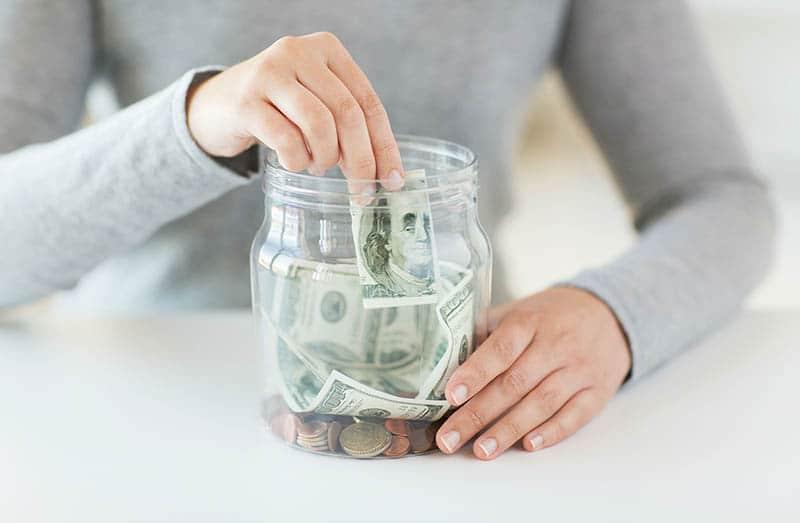 Tiết kiệm tiền