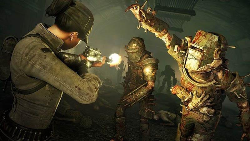 Zombie Army 4: Dead War - Game bắn zombies mới cực đỉnh như Left 4 Dead