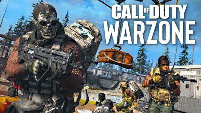 Phiên bản sinh tồn Call of Duty: Warzone chính thức được phát hành miễn phí