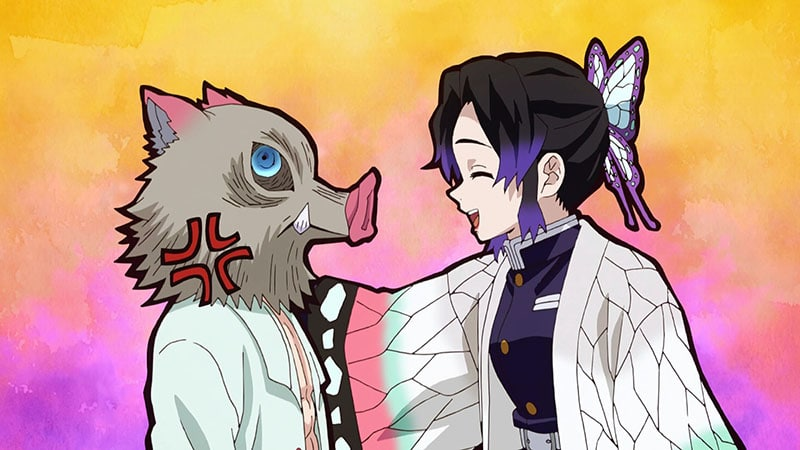 Tính cách Hashibira Inosuke