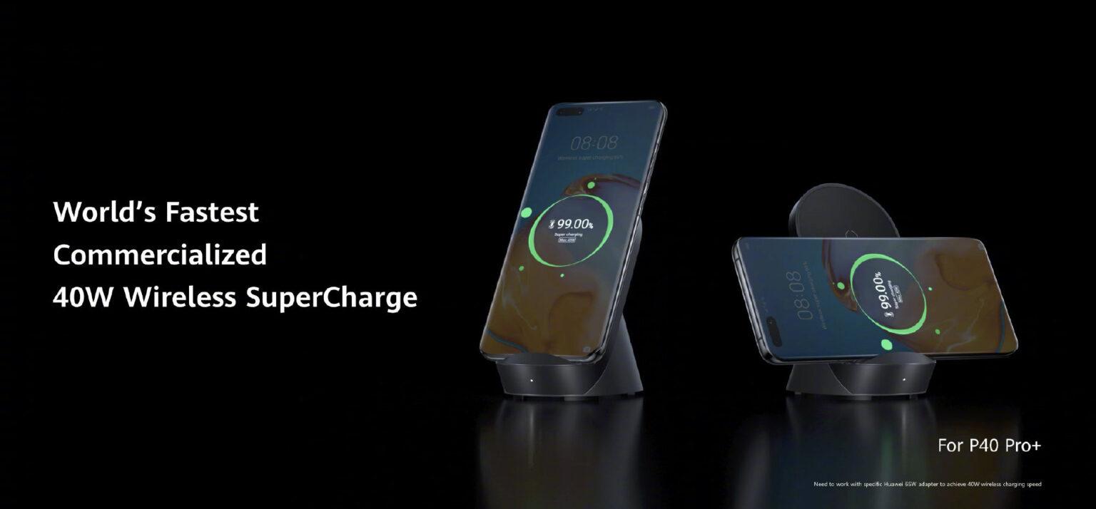 Choáng ngợp với thiết kế của Huawei P40 Series vừa được ra mắt