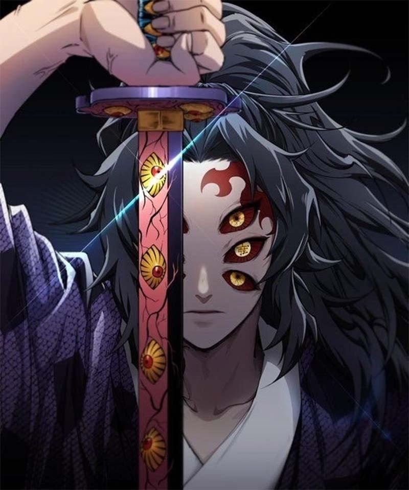 Tính cách Kokushibo