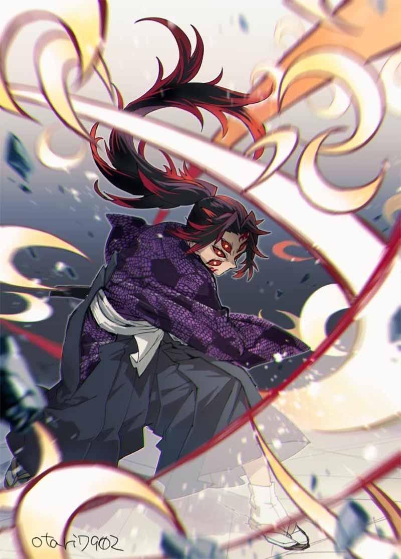 Sức mạnh của Kokushibo