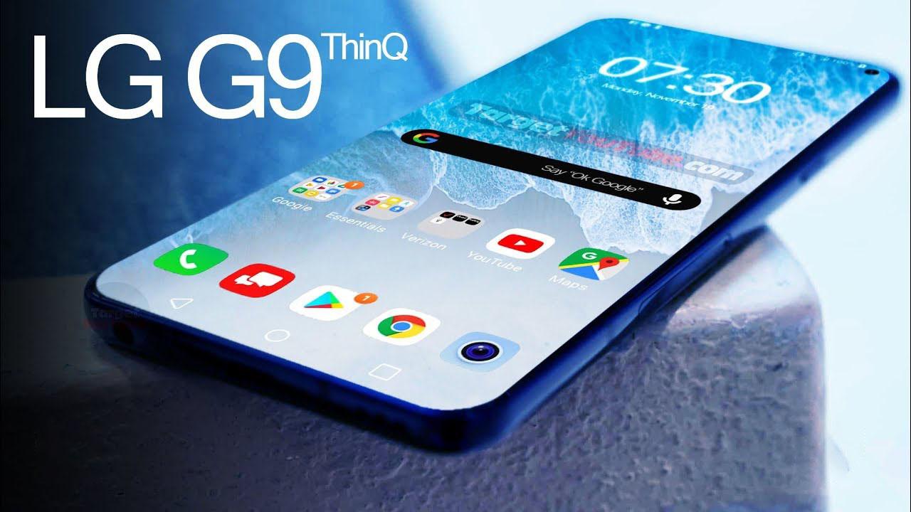 Không còn nằm trong dòng flagship, LG G9 ThinQ trở thành smartphone tầm trung?