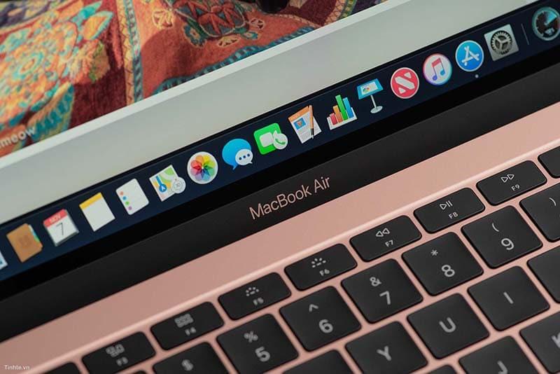Macbook Air 2020 chính thức được trình làng