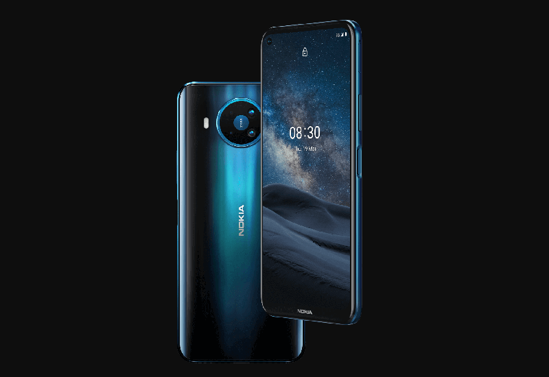 Smartphone 5G đầu tiên của Nokia