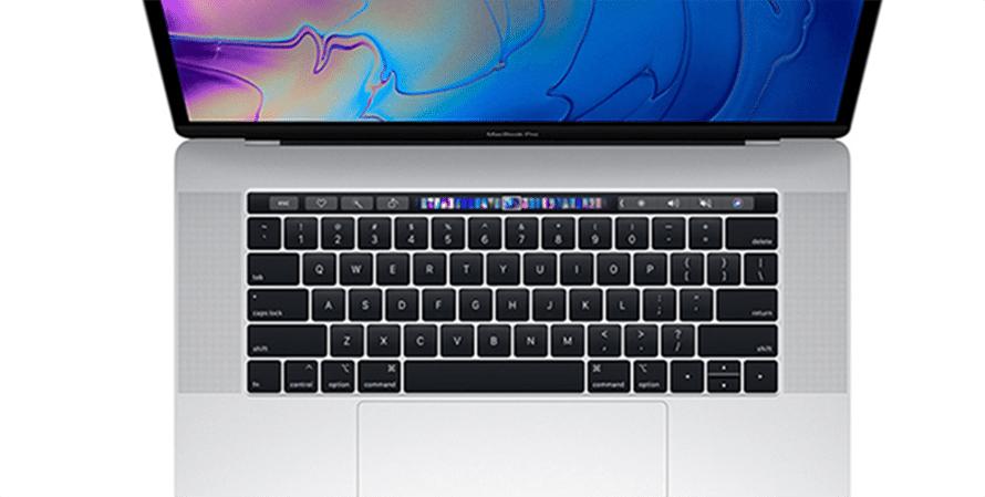 Cực chất: Bàn phím tương lai của MacBook sẽ được hỗ trợ… cảm ứng?