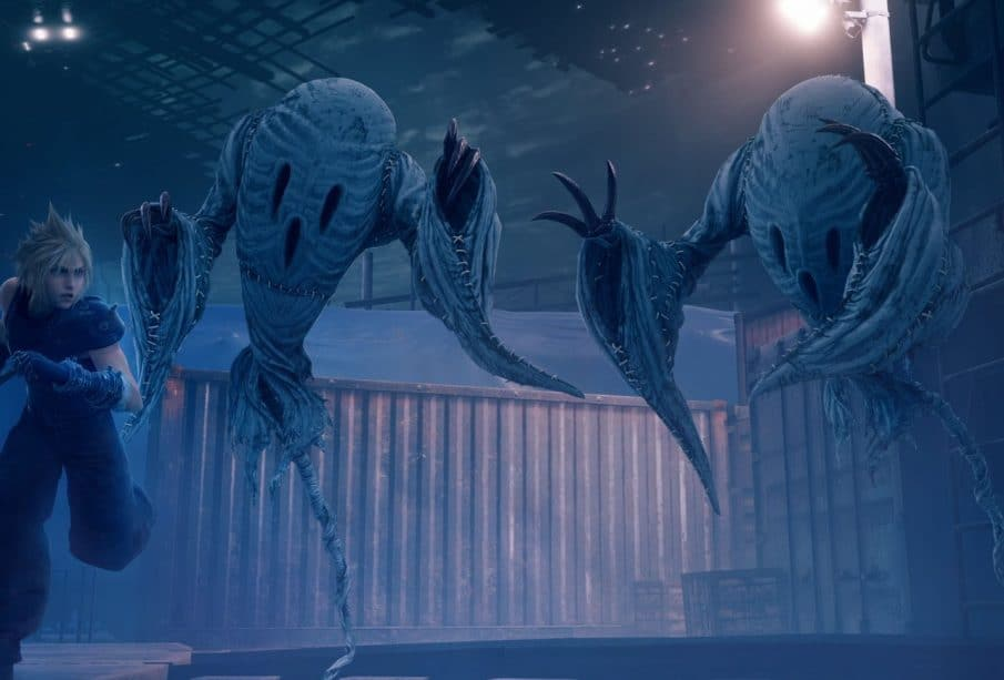 Final Fantasy VII Remake: Camera quá tệ