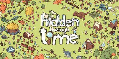 Thử tài tinh mắt với Hidden Through Time