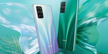 Cùng xem smartphone Honor 30S mới ra mắt được trang bị những gì