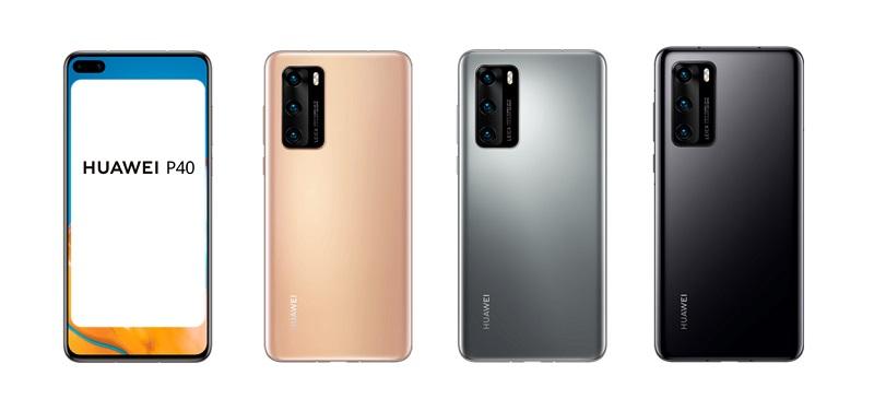 Phải chăng đây là toàn bộ thiết kế của Huawei P40 và P40 Pro?