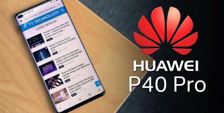 Tiết lộ giá bán và ngày ra mắt của Huawei P40 series