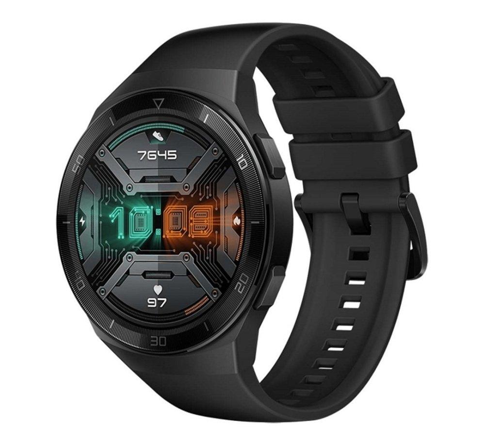 Huawei Watch GT 2e: Thiết kế trẻ ấn tượng, trẻ trung, năng động