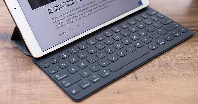 iPad Pro 2020: Bàn phím siêu ấn tượng, chỉ từ 799 USD