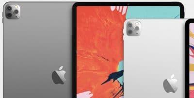 iPad Pro 2020: Bàn phím siêu ấn tượng, giá chỉ từ 799 USD