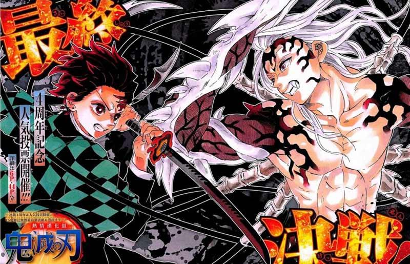 Manga Kimetsu no Yaiba giữ top 10 bán chạy nhất trong suốt 1 tháng