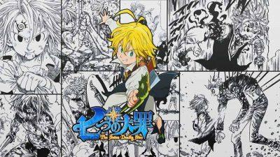 Manga Thất hình đại tội sẽ kết thúc vào 25 tháng 3 năm nay