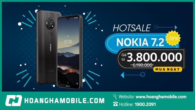 Nokia 7.2 Hoàng Hà Mobile