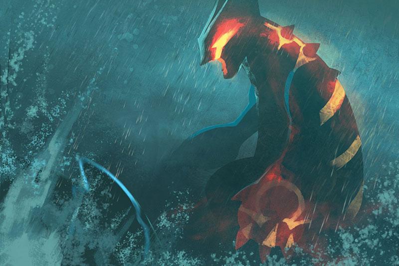 Loạt ảnh minh họa cực đẹp về Pokemon của tác giả Devin Elle Kurtz