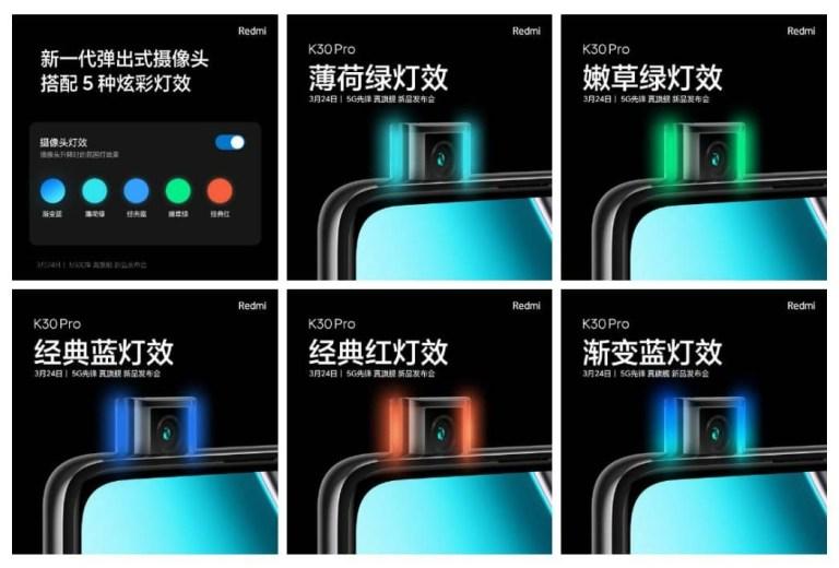 Redmi K30 Pro được tiết lộ thông số kỹ thuật. Có đang mong đợi?