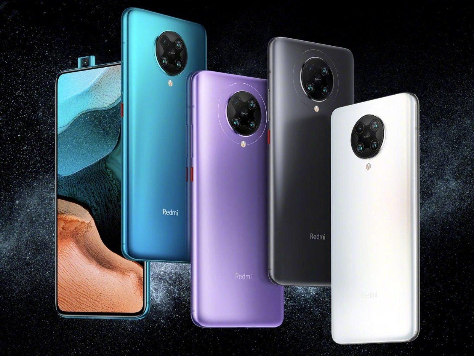 Redmi K30 Pro chính thức được ra mắt: Mẫu smartphone đáng mua nhất hiện nay