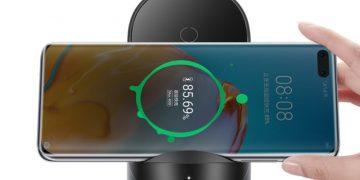 Huawei bắt kịp xu thế cho ra mắt sạc không dây Huawei SuperCharge